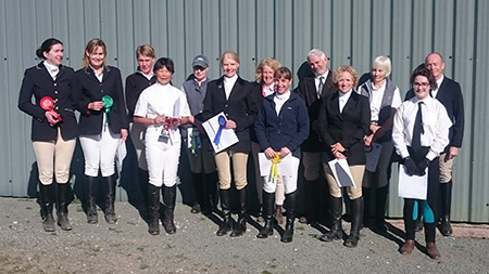 Adults Dressage Competition 2016