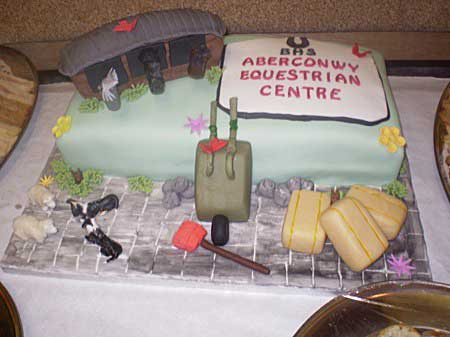 Celebrating 20 years of Aberconwy Equestrian Centre