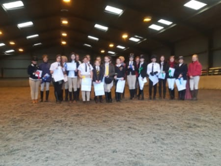 Dressage Competition 2018